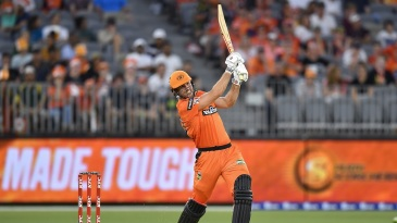 Mitchell Marsh was in good form during the Big Bash