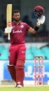 Shai Hope kept the innings together with a solid century, Sri Lanka v West Indies, 1st ODI, Colombo, February 22, 2020