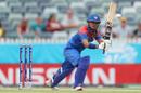 Nattaya Boochatham tucks the ball to the leg side, Thailand v West Indies, T20 World Cup, Group B, Perth, February 22, 2020