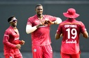 Jason Holder struck the first blow for West Indies, Sri Lanka v West Indies, 1st ODI, Colombo, February 22, 2020