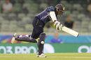 Hasini Perera clips into the leg side, New Zealand v Sri Lanka, T20 World Cup, Group B, WACA, February 22, 2020