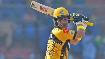 Kamran Akmal whacked 13 fours and four sixes during his 55-ball 101