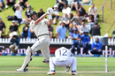 Kyle Jamieson dismisses one from his presence, New Zealand v India, 1st Test, Wellington, 3rd day, February 23, 2020
