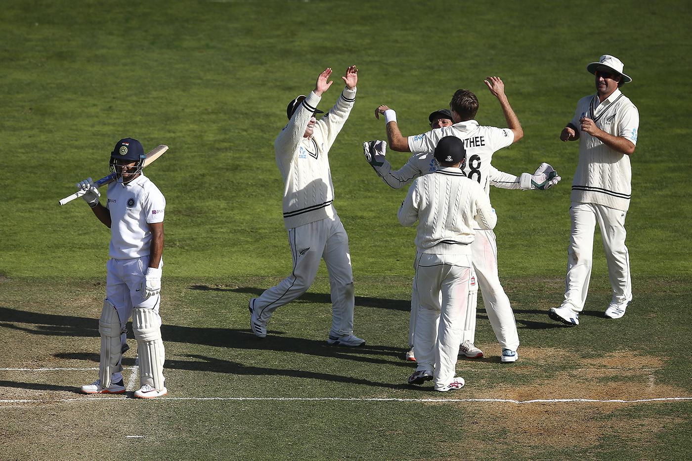 Full Scorecard of India vs New Zealand 1st Test 2019/20 - Score Report | ESPNcricinfo.com