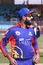 Imad Wasim weighs his options, Karachi Kings v Quetta Gladiators, 6th match, Pakistan Super League, February 23, 2020