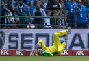 Steve Smith made an acrobatic stop on the rope, South Africa v Australia, 2nd T20I, Port Elizabeth, February 23, 2020