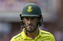 Faf du Plessis struggled for timing, South Africa v Australia, 2nd T20I, Port Elizabeth, February 23, 2020