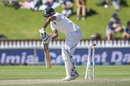 Hanuma Vihari is bowled by Tim Southee, New Zealand v India, 1st Test, Wellington, 4th day, February 24, 2020