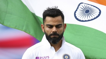 Virat Kohli has a lot to think about after India's Wellington rout