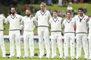 Kyle Jamieson was the centre of attention on Test debut, New Zealand v India, 1st Test, Wellington, 3rd day, February 23, 2020