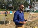 Samiullah Beigh was present during the quarter-final between Jammu and Kashmir and Karnataka, Karnataka v Jammu & Kashmir, Jammu, 3rd day, February 22, 2020