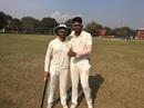 KV Siddharth and K Gowtham, the heroes of Karnataka's victory, Karnataka v Jammu & Kashmir, Ranji Trophy, Jammu, 5th day, February 24, 2020
