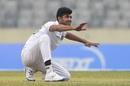 Nayeem Hasan appeals, Bangladesh v Zimbabwe, Only Test, Dhaka, 3rd day, February 24, 2020