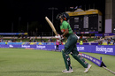 Murshida Khatun strides out to bat, India Women vs Bangladesh Women, Women's T20 World Cup, Perth, February 24, 2020
