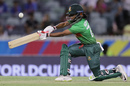 Murshida Khatun gets low to slog-sweep, India Women vs Bangladesh Women, Women's T20 World Cup, Perth, February 24, 2020