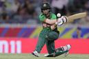 Fahima Khatun sweeps hard, India Women vs Bangladesh Women, Women's T20 World Cup, Perth, February 24, 2020