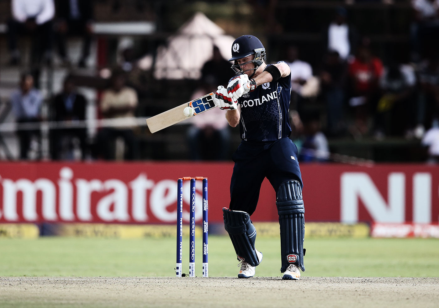 If the 2018 World Cup Qualifiers had had the DRS, it could have been Scotland playing the main event a year later instead of West Indies