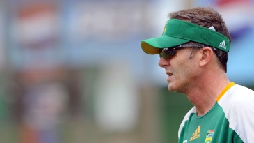 Corrie van Zyl's role within CSA is yet to be announced