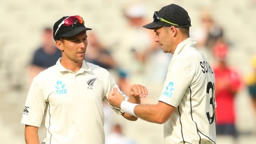 Trent Boult and Tim Southee have gone past the record of Courtney Walsh and Curtly Ambrose
