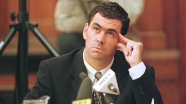 Cronje capitalism: at the King Commission inquiry, the South Africa captain admitted to taking money from bookies but claimed he had never thrown or fixed a match