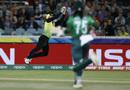 Jess Jonassen takes a flying catch, Australia v Bangladesh, Group A, T20 World Cup, Canberra, February 27, 2020