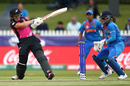 Amelia Kerr's late flourish nearly dragged New Zealand over the line, India v New Zealand, Group A, T20 World Cup, Junction Oval, February 27, 2020