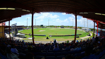 Fort Lauderdale in Florida has regularly hosted T20 internationals and CPL games