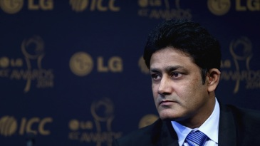 Anil Kumble suggested that the stadium experience needed to get better if Tests were to attract more crowds at the ground