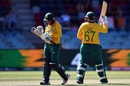 Sune Luus and Lizelle Lee struck up a partnership of 131 runs for the second wicket, Thailand v South Africa, Women's T20 World Cup, Canberra, February 28, 2020