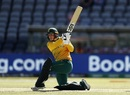 Lizelle Lee became only the second South African woman to hit a T20I century, Thailand v South Africa, Women's T20 World Cup, Canberra, February 28, 2020