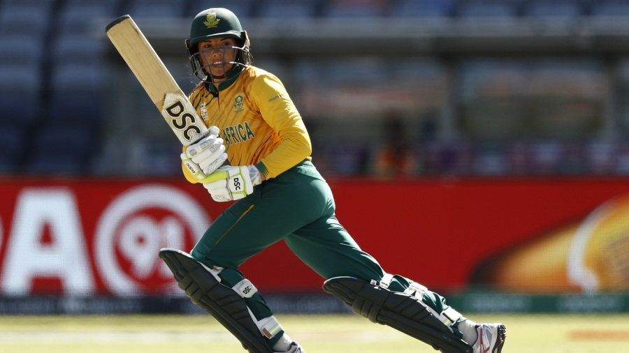 Sune Luus had an outstanding game with bat and ball