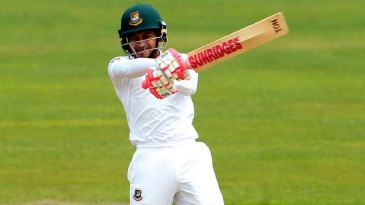 Mushfiqur Rahim was the only one to opt out of the first Test in Pakistan