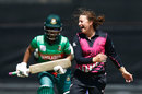 Hayley Jensen helped New Zealand fight back in the field, New Zealand v Bangladesh, Group A, ICC Women's World T20, Melbourne, February 29, 2020