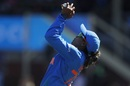 Veda Krishnamurthy took a couple of sharp catches in the deep, India v Sri Lanka, Women's T20 World Cup, Melbourne, February 29, 2020