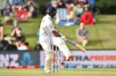 Ajinkya Rahane drags one onto his stumps, New Zealand v India, 2nd Test, Christchurch, 2nd day, March 1, 2020