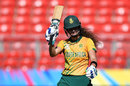 Laura Wolvaardt brings up her half-century, South Africa v Pakistan, Women's T20 World Cup, Group B, Sydney, March 1, 2020