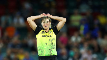 Australia will have their fingers crossed for Ellyse Perry
