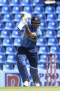 Dimuth Karunaratne is a reliable presence at the top of the order, Sri Lanka v West Indies, 3rd ODI, Pallekele, March 1, 2020