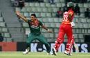 Mohammad Saifuddin appeals, Bangladesh v Zimbabwe, 1st ODI, Sylhet, March 1, 2020