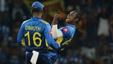 Angelo Mathews is a key figure for Sri Lanka