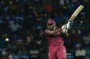 Kieron Pollard holds very little back, Sri Lanka v West Indies, 3rd ODI, Pallekele, March 1, 2020
