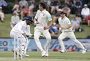 A sharp Trent Boult sets up Jasprit Bumrah's run-out, New Zealand v India, 2nd Test, Christchurch, 3rd day, March 2, 2020
