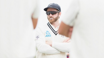 Kane Williamson's New Zealand are now No. 2 on the ICC table