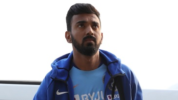 KL Rahul scored an assured 26 and a two-ball duck in the semi-final