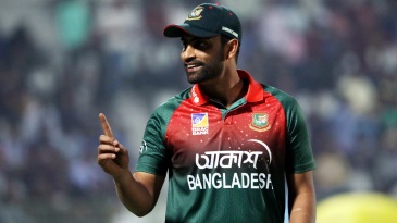 Tamim Iqbal is all smiles while fielding