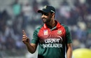 Tamim Iqbal is all smiles while fielding, Bangladesh v Zimbabwe, 2nd ODI, Sylhet, March 3, 2020