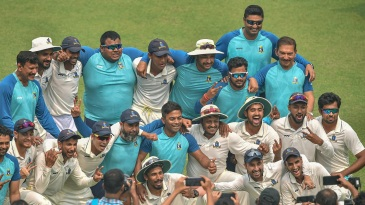 Bengal reached their first Ranji Trophy final since the 2006-07 season