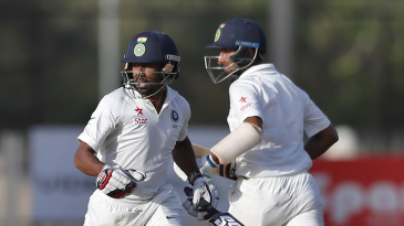 Wriddhiman Saha and Cheteshwar Pujara will face off in the Ranji Trophy final