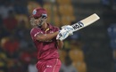 Lendl Simmons top-scored for West Indies, Sri Lanka v West Indies, 1st T20I, Pallekele, March 4, 2020
