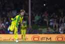 Adam Zampa fires one through, Australia v South Africa, 2nd ODI, Bloemfontein, March 4, 2020